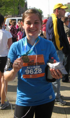 St. Louis GO Marathon
